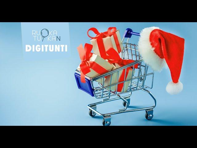 Thumbnail of video called Miten kauppa toimii valmis? 17.12.2020 | RuokaTutkan digitunnit