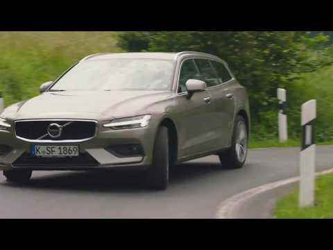 The new Volvo V60 Driving Video