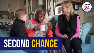 WATCH   Eighty-eight year old homeless man finds new family in Sandton