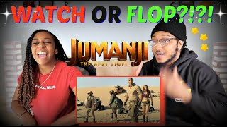 IS IT GOOD?? | Jumanji: The Next Level MOVIE REVIEW!!