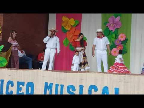 BAILANDO SANJUANERO EN IBAGUE LICEO MUSICAL