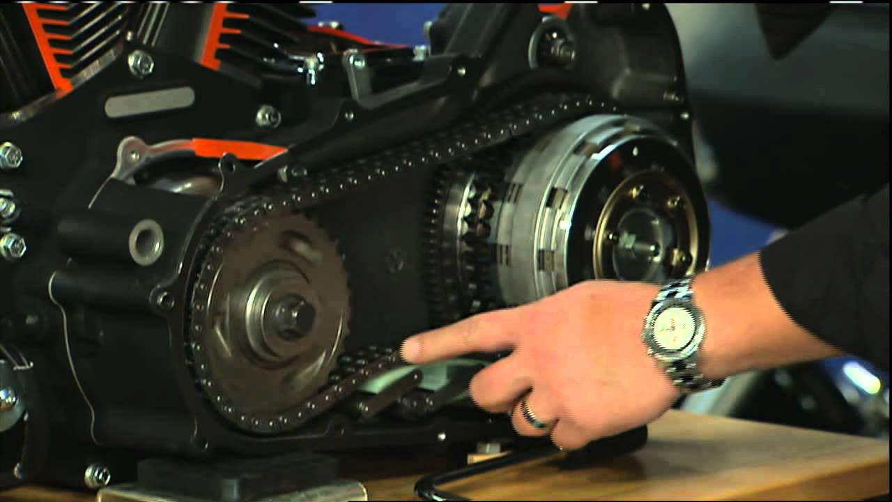 harley-davidson engine & clutch internal parts - youtube