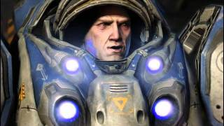 StarCraft 2 - Marine Quotes