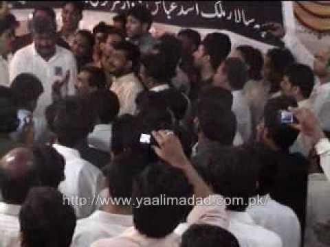 Ro Ro Kay Safar - Katree 27 Rajab 2008