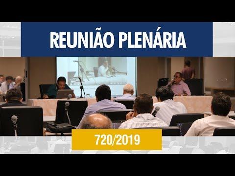 720ª Reunião Plenária (Extraordinária) - Crea-AL