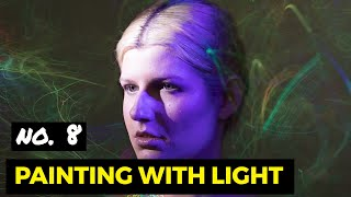 Creative Photo Challenge No. 8 - Painting With Light with Lindsay Adler