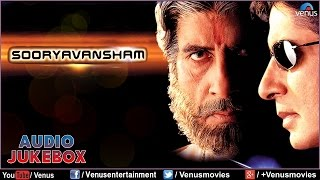 sooryavansham-bollywood-hits-audio-jukebox-amitabh-bachchan-soundarya