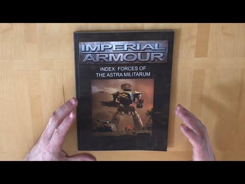 Imperial Armour Index Astra Militarum Review: Titans, Titans, Titans! (WH40K 8th Edition)