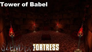 TF2 | Slender Fortress | Tower of Babel (New Map!)