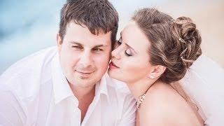 Ретушь на примере одной свадебной фотосессии