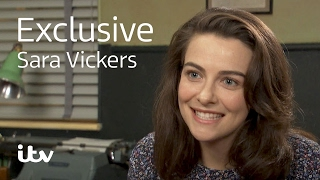 Endeavour |Sara Vickers - Behind the Scenes | ITV