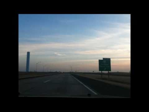 Time lapse drive - Mason City, IA to Dallas, TX