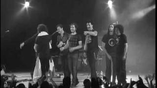Andrés Calamaro - Me Arde (live & backstage - D.F. MEXICO)