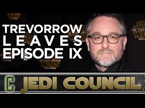 Colin Trevorrow No Longer Directing Star Wars: Episode IX