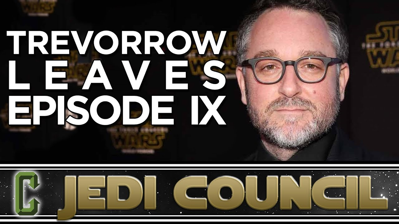 Colin Trevorrow No Longer Directing Star Wars: Episode IX