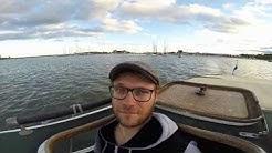 Barlit30 veneen esittelyä ja pieni ajelu Helsingin edustalla