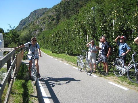 South Tyrol Bike Tour 2015