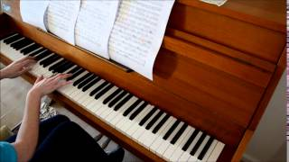 Epica - Linger (Piano cover) playing by Elisa Bistocchi