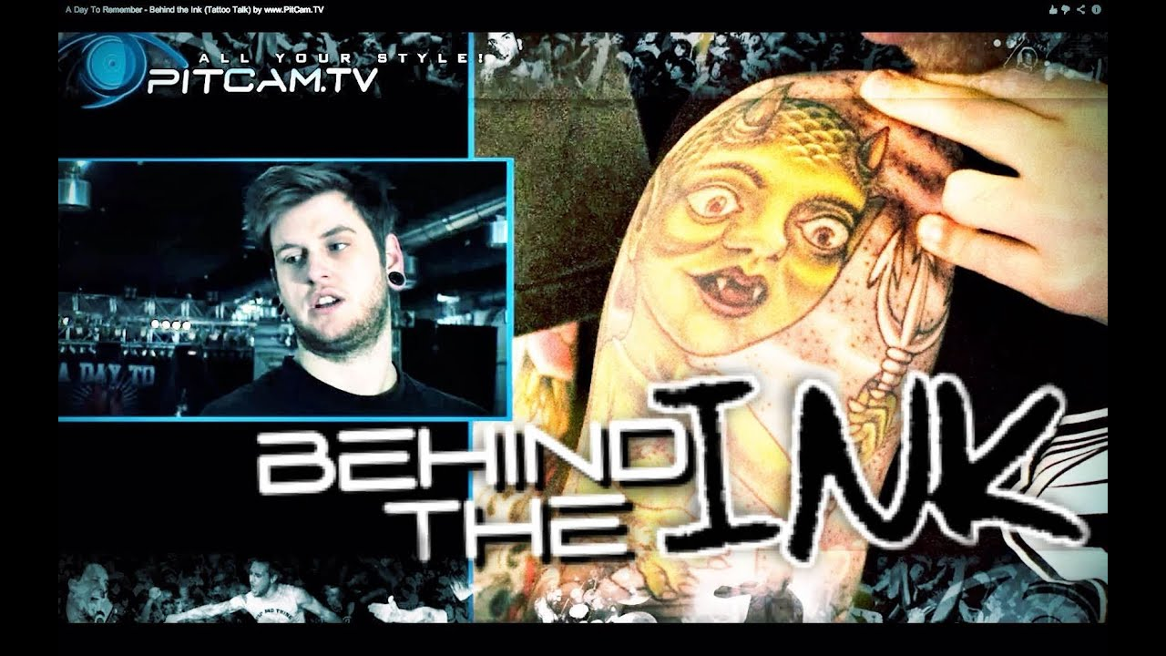 Behind The Ink (Tattoo Talk) By Www