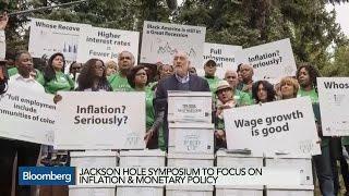 Jackson Hole Recap: Slow Growth, Serving the Un-Banked