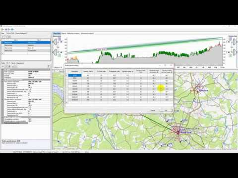 How To Do Microwave Link Availability Calculation With MLinkPlanner 1.2