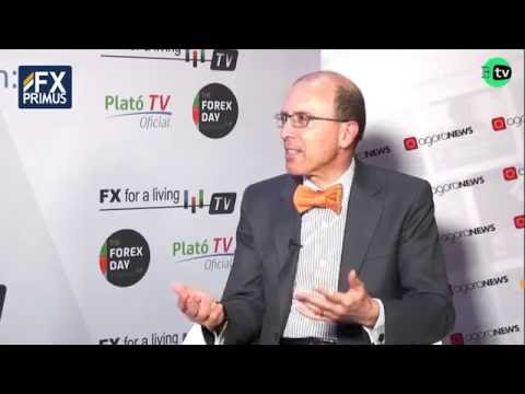 FXPRIMUS - Marshall Gittler Interviewed at THE FOREX DAY, Madrid