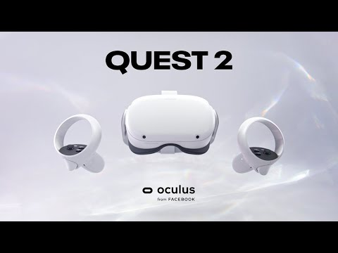 Introducing Oculus Quest 2