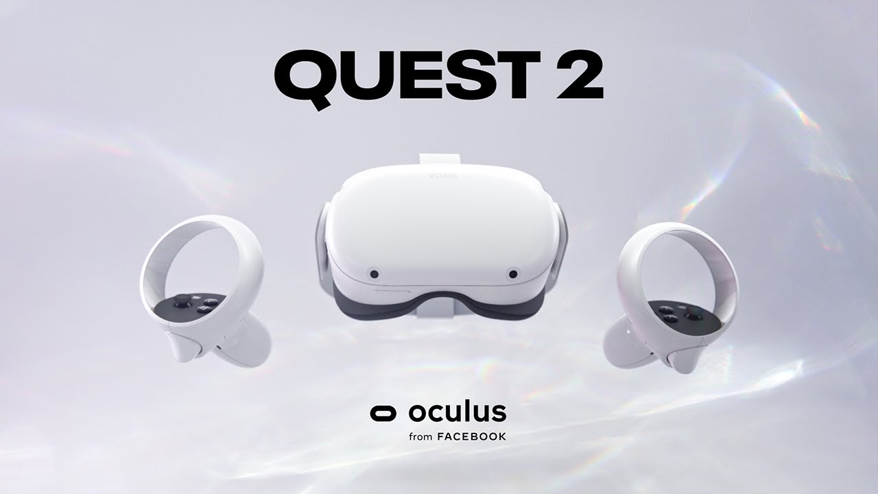 Video: Casual Sim Racer unboxing the Oculus Quest 2