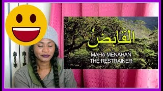 Baixar Asmaul Husna اسما الحسنا   Hijjaz with (Malay & Eng Translation) | Reaction