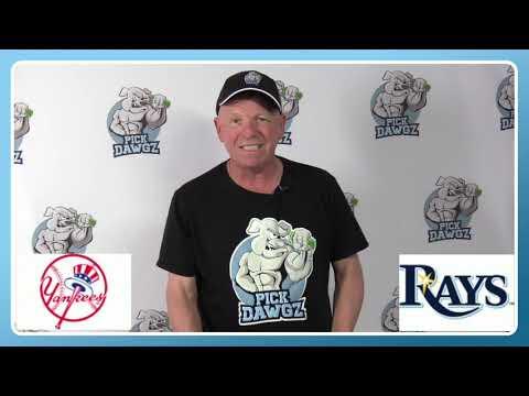 New York Yankees vs Tampa Bay Rays Free Pick 8/8/20 MLB Pick and Prediction