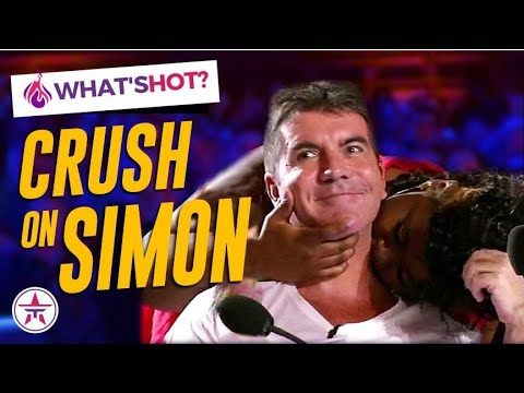 12 Celebrities Who Openly Admitted to Having a CRUSH on Simon Cowell!
