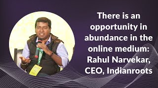 There is an opportunity in abundance in