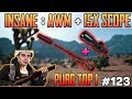 INSANE AWM SUPPRESSOR + 15X SCOPE - Shroud wins solo FPP [Jun 18 ] - PUBG HIGHLIGHTS TOP 1 #123