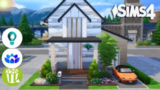 The Sims 4 - Let's Build a Starter House with 3 Random packs!