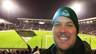 MY FIRST FULHAM GAME!!! (emotional)
