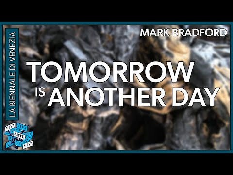 USA -  Mark Bradford - Tomorrow is Another Day - Venice Biennale 2017