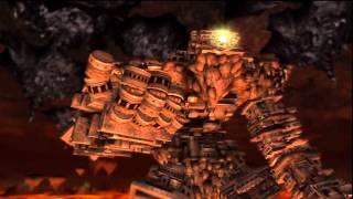 Sonic Unleashed - BOSS : Dark Gaia + Fin