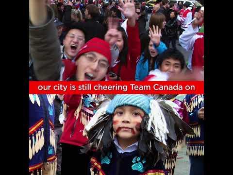 Go Canada Go - City of Vancouver