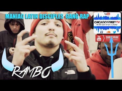 "Rambo "" Got'em "" MLD GANG RAP [NEW CHICAGO DRILL 2017] Waukegan Folks CHICANO RAP 2017"