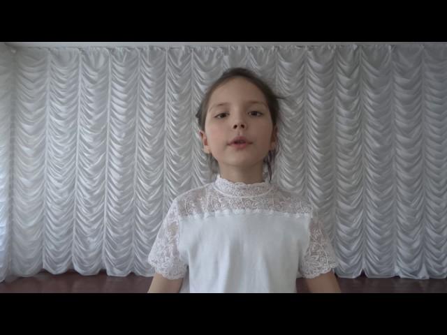Изображение предпросмотра прочтения – АзалияХузияхметова читает произведение «Весенние воды (Еще вполях белеет снег…)» Ф.И.Тютчева