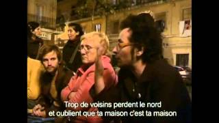 Squat, la ville est à nous (2011) - Spanish Trailer (french subtitles)