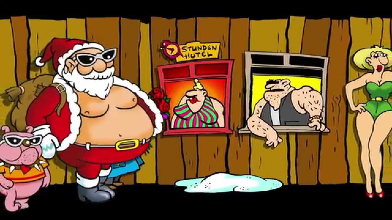 Weihnachtsgrube versaut