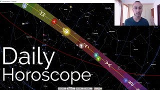 Daily Horoscope May 29, 2017 - Mars Opposite Saturn - True Sidereal Astrology