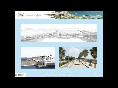 """CONTRIBUTION FROM THE ITALIAN NATIONAL COUNCIL OF ARCHITECTS TO THE """"WATERFRONT"""" THEME"""