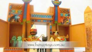 Playmobil Egyptian Temple 4243 from www.bunyiptoys.com.au Thumbnail