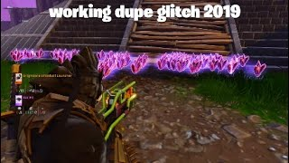 *NEW* Working Fortnite save the world duplication Glitch *2019