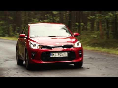 Nowa Kia Rio 1.2 DOHC 2017 test PL