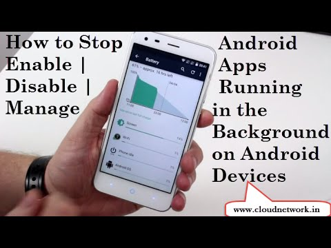 How to Stop | Enable | Disable | Manage Android Apps ...
