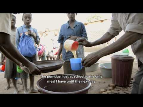 Malawi Child Poverty- The story of Nyamiti