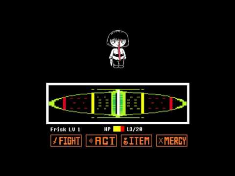 ...=) (Undertale Fan Game Chara Fight And Ending)